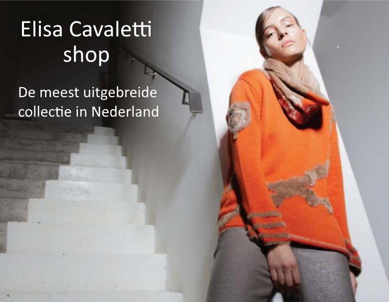 Elisa Cavaletti nu ook in Nederland. Bezoek onze winkel in Zeist