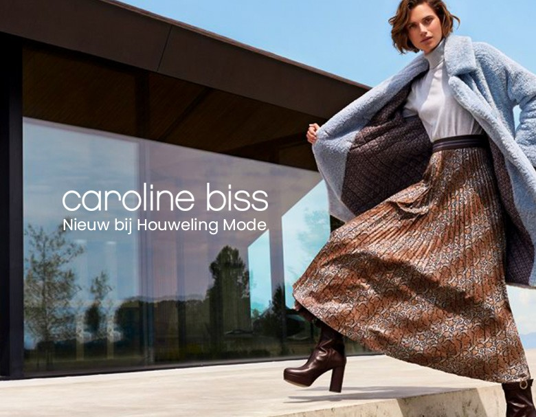 Nieuw bij Houweling Mode - Caroline Biss